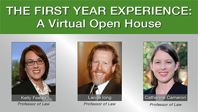 Virtual Open House January 27